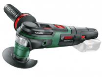 Bosch AdvancedMulti 18 - 18V, 1.4kg, bez aku, aku multifunkční nářadí