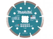 Diamantový kotouč X-LOCK Makita - 125mm