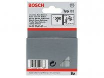 Sponky do sponkovaček Bosch PTK 3,6 LI, PTK 14 E Duotac, HT 14 a HMT 57 - 10mm, 1000ks