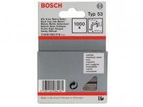 Nerezové sponky do sponkovaček Bosch PTK 3,6 LI, PTK 14 E Duotac, HT 14 a HMT 57 - 10mm, 1000ks
