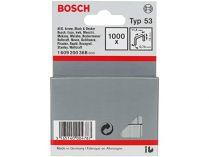 Sponky do sponkovaček Bosch HT 14 a PTK 14 E Duotac - 14mm, 1000ks, typ 53
