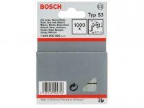 Sponky do sponkovaček Bosch PTK 3,6 LI, PTK 14 E Duotac, HT 8, HT 14, HMT 53 a HMT 57 - 8mm, 1000ks