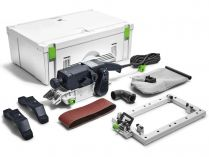 Pásová bruska Festool BS 75 E-Set - 1010W, 135x75mm, 4kg
