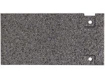 Grafitová deska pro pásovou brusku Bosch GBS 75 AE Professional