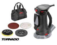 Skil 8100 AC (Tornado) - 550W, 115mm, bruska na více materiálů