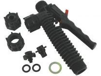 Pistole - ruční ventil Solo kompletní pro postřikovače Solo