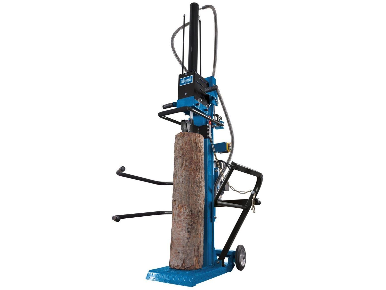 Vertikální štípač dřeva - profesionální štípač na dřevo Scheppach HL 1020 - 400V, 3700W, 10t, 173kg (5905313902)