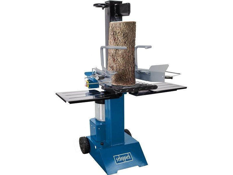Vertikální štípač dřeva - profesionální štípač na dřevo Scheppach HL 815 - 230V, 3000W, 8t, 100kg (5905317901)