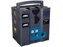 Bezolejový kompresor ABAC MB-1,1-6BMX - 1100W, 8bar, 60L, 84l/min, 17kg