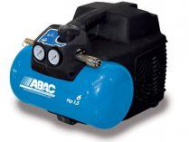 Bezolejový kompresor ABAC O15N-1,1-6CM - 1100W, 8bar, 180l/min, 10kg