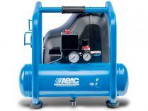 Bezolejový kompresor ABAC O20PN-1,5-9RM - 1500W, 8bar, 9L, 127l/min, 19kg