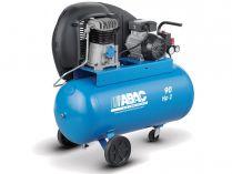 Olejový kompresor ABAC A29-1,5-90CM Pro Line A - 1500W, 90L, 10bar, 255l/min, 52kg