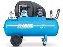 Olejový kompresor ABAC A29B-1,5-150CM Pro Line A - 1500W, 150L, 10bar, 255l/min, 87kg