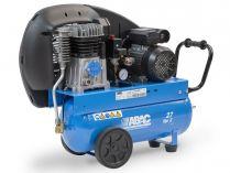 Olejový kompresor ABAC A29B-1,5-27CT Pro Line A - 400V, 1500W, 27L, 10bar, 255l/min, 43kg