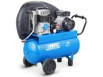 Olejový kompresor ABAC A29B-1,5-50CM Pro Line A - 1500W, 50L, 10bar, 255l/min, 49kg