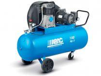 Olejový kompresor ABAC A39-2,2-150CT Pro Line A - 400V, 2200W, 150L, 10bar, 393l/min, 87kg
