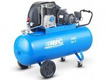 Olejový kompresor ABAC A39-2,2-200CT Pro Line A - 400V, 2200W, 200L, 10bar, 393l/min, 91kg