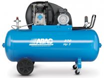 Olejový kompresor ABAC A39-2,2-270CT Pro Line A - 400V, 2200W, 270L, 10bar, 393l/min, 138kg