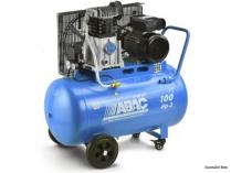 Olejový kompresor ABAC A39X-2,2-100CM Pro Line AX - 2200W, 100l, 10bar, 393l/min, 72kg