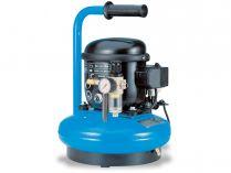 Olejový kompresor ABAC AJ30-6RM Silent Mini - 200W, 6.0L, 8bar, 30l/min, 19kg