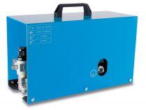 Olejový kompresor ABAC AM20-1,5RM Silent Mini - 100W, 1.5l, 6bar, 20l/min, 19kg