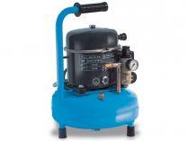 Olejový kompresor ABAC AP50-9RM Silent Mini - 300W, 9.0L, 8bar, 50l/min, 25kg
