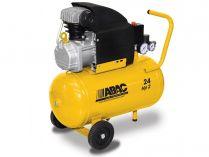 Olejový kompresor ABAC B20-1,5-24CM - 1500W, 8bar, 24L, 190l/min, 24kg