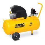 Olejový kompresor ABAC B20-1,5-50CM - 1500W, 8bar, 50L, 190l/min, 32kg
