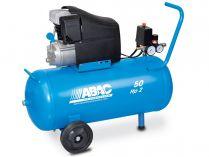 Olejový kompresor ABAC L20N-1,5-50CM - 1500W, 10bar, 220l/min, 33kg