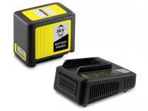 Sada Kärcher Starter kit Battery POWER 36/50: 1x aku 36V/5.0Ah + rychlonabíječka