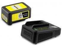 Sada Kärcher Starter kit Battery POWER 36/25: 1x aku 36V/2.5Ah + rychlonabíječka