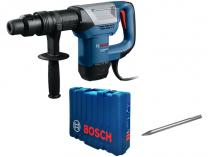 Sekací kladivo SDS-MAX Bosch GSH 500 Professional, 1100W, 7.5J, 5.7kg