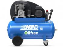 Bezolejový kompresor ABAC A29B0-1,5-100CT Pro Line Zero - 400V, 1500W, 255l/min, 100L, 10bar, 56kg