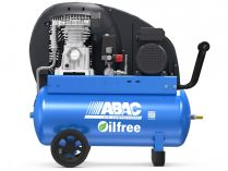 Bezolejový kompresor ABAC A29B0-2,2-50CM Pro Line Zero - 2200W, 50L, 10bar, 320l/min, 58kg