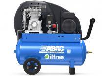 Bezolejový kompresor ABAC A29B0-2,2-50CT Pro Line Zero - 400V, 2200W, 50L, 10bar, 320l/min, 58kg