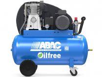Bezolejový kompresor ABAC A39B0-2,2-100CM Pro Line Zero - 2200W, 100L, 10bar, 393l/min, 72kg