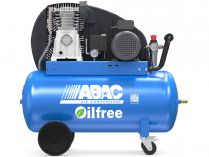 Bezolejový kompresor ABAC A39B0-2,2-100CT Pro Line Zero - 400V, 2200W, 100L, 10bar, 393l/min, 72kg