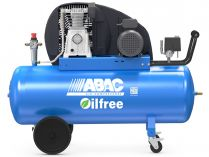 Bezolejový kompresor ABAC A39B0-2,2-150CM Pro Line Zero - 2200W, 150L, 10bar, 393l/min, 87kg