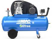 Bezolejový kompresor ABAC A39B0-2,2-150CT Pro Line Zero - 400V, 2200W, 150L, 10bar, 393l/min, 87kg
