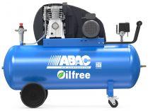 Bezolejový kompresor ABAC A39B0-2,2-200CM Pro Line Zero - 2200W, 200L, 10bar, 393l/min, 91kg