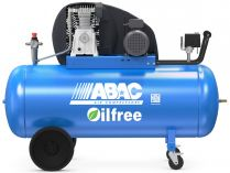 Bezolejový kompresor ABAC A39B0-2,2-270CT Pro Line Zero - 400V, 2200W, 270L, 10bar, 393l/min, 91kg