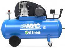 Bezolejový kompresor ABAC A39B0-3-200CT Pro Line Zero - 400V, 3000W, 200L, 10bar, 486l/min, 91kg