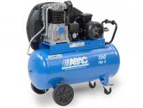 Olejový kompresor ABAC A49B-2,2-100CM Pro Line A - 2200W, 100L, 11bar, 444l/min, 70kg
