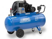 Olejový kompresor ABAC A49B-2,2-200CT Pro Line A - 400V, 2200W, 200L, 11bar, 444l/min, 109kg