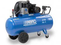 Olejový kompresor ABAC A49B-3-270CT Pro Line A - 400V, 3000W, 270L, 11bar, 553l/min, 120kg