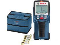 Universální Detektor Bosch Wallscanner D-tect 150 SV Professional