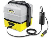 Mobilní aku vysokotlaký čistič Kärcher OC 3 Plus Car - Li-Ion, nízký tlak, 2l/h, 2.3kg, autoadaptér
