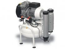 Bezolejový kompresor ABAC CLR-1,1-50MD Clean Air CLR - 1.1kW, 50L, 240l/min, 8bar, 47kg