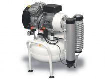 Bezolejový kompresor ABAC CLR-1,5-25M Clean Air CLR - 1.5kW, 25L, 350l/min, 8bar, 36kg