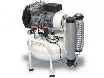 Bezolejový kompresor ABAC CLR-1,5-25MD Clean Air CLR - 1.5kW, 25L, 350l/min, 8bar, 50kg